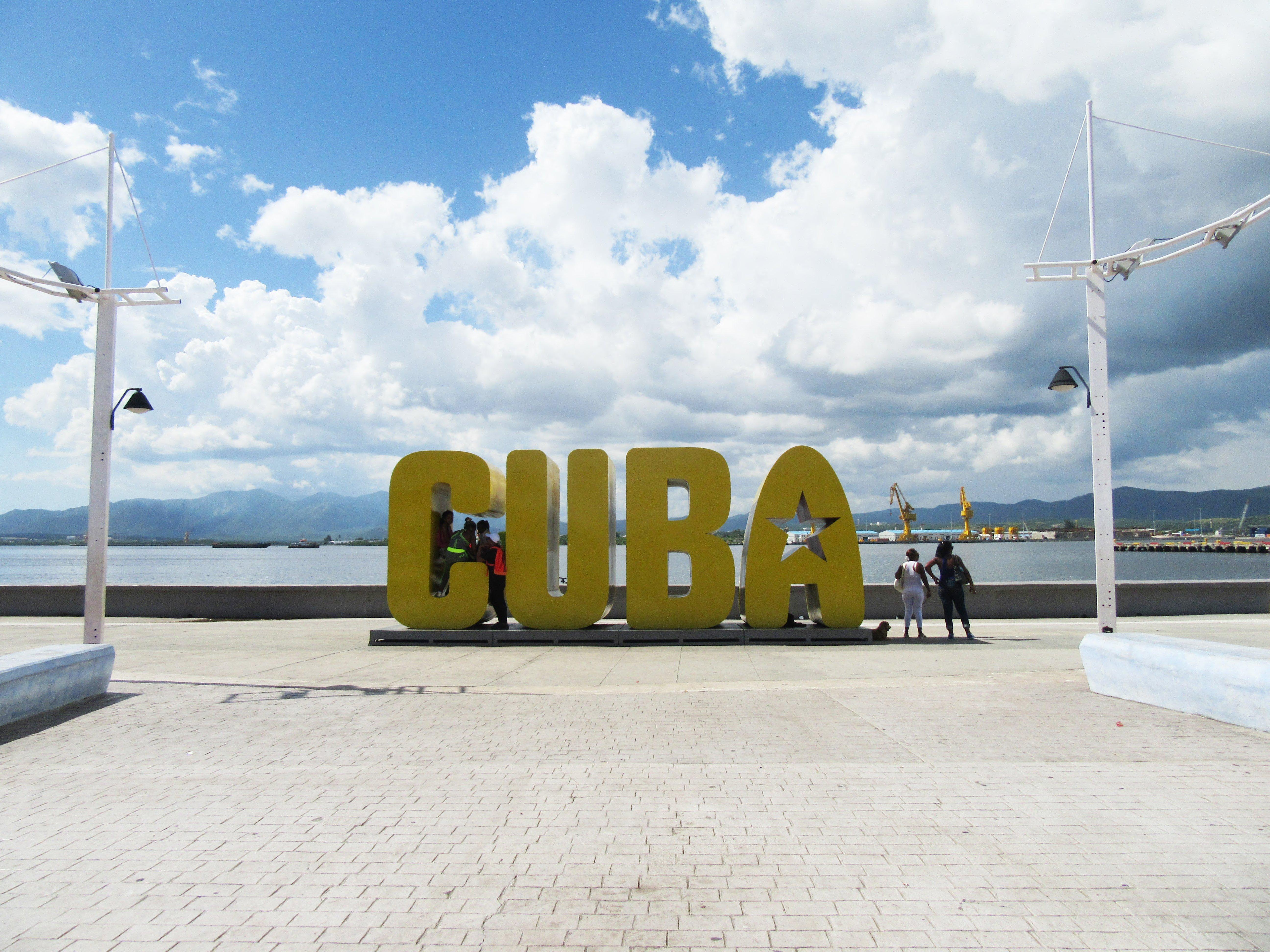SDC – Cuba Sign – 484