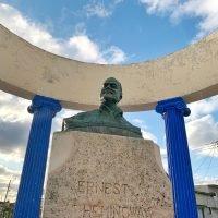 HAV – Cojimar – Hemingway Sculture – 269